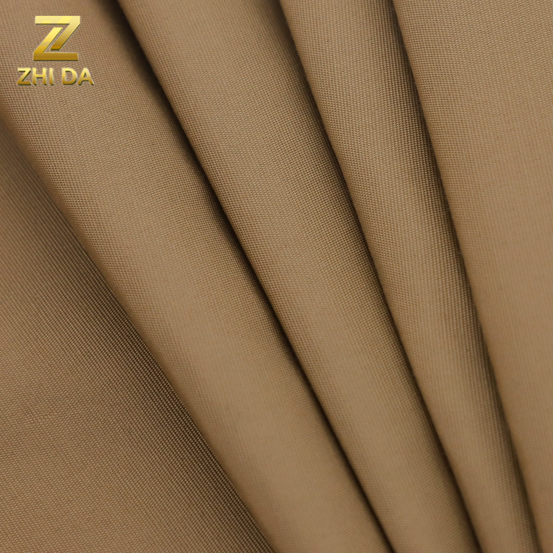 New product  RPET recycled simple fabric  plain recycled fabric manufacturers direct sales
