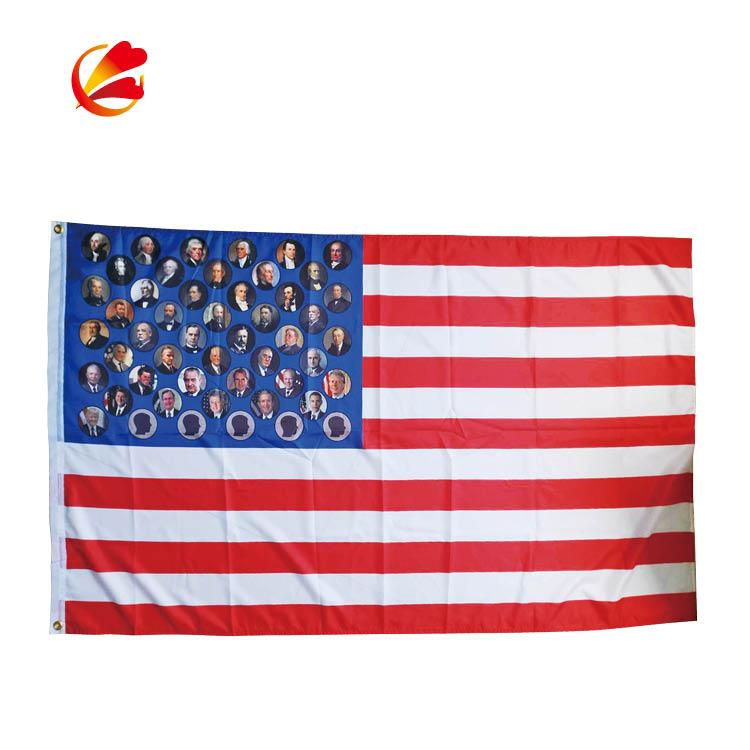 Оптовая торговля Высокое качество пользовательских флаг возможна печать логотипа флаги