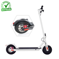 7.5 AH 8.5 inch Elektrische Elektric cheap price e foldable xiaomi E Scooter Step