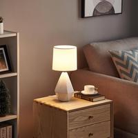 Ceramic Nightstand Lamps, Modern Table Bedside Lamp