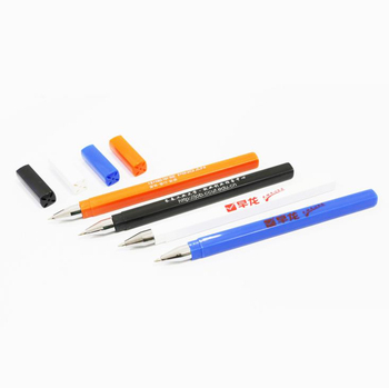 Promotional Plastic Ballpoint Pen With Costom Logo