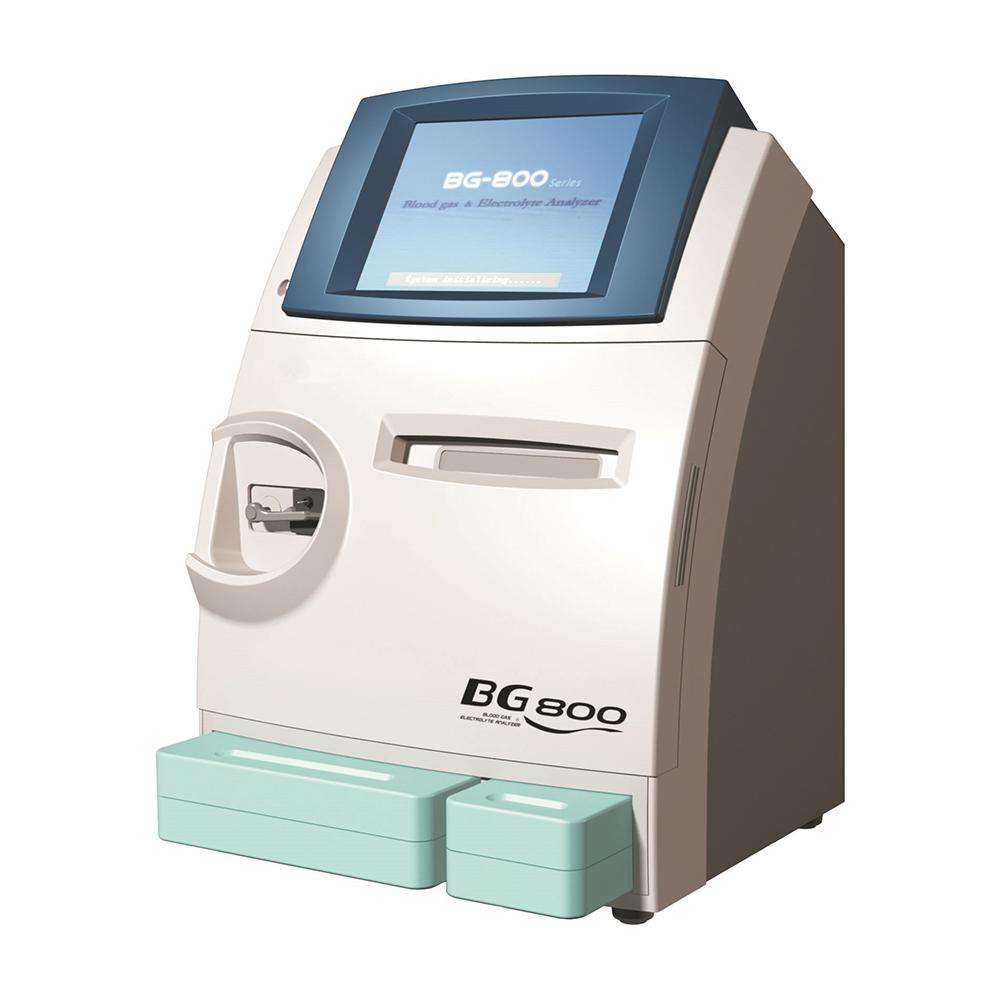 BG-800 דם גז Analyzer נייד כימיה מנתח דם גז אלקטרוליט Analyzer