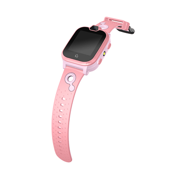 OEM ODM Project Qualcomm CPU High Perforamce Solution Video Call 4G GPS Smart Watch for Kid