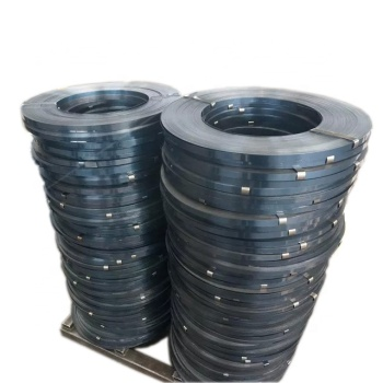 Export prime quality 25mm steel strapping production line 3/4 seals