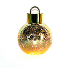 New Design Ball with LED lighted Christmas Ornaments For Home Decoration