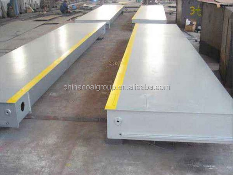 Best Quality Electronic 80 Ton Truck Scale Weighbridge For Sale