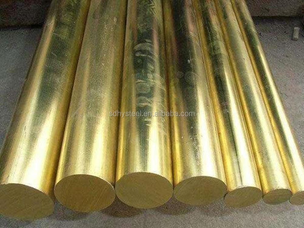 99.9% cooper rod copper bar brass rod factory price