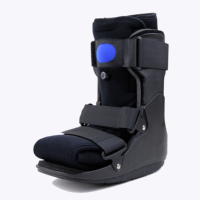 Orthopedic Air ankle foot aircast ankle brace with OEM ODM service