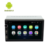 7 inch Touch Screen Android 8.1 2DIN Car radio Player OBD2 WIFI BT G4 Navigation GPS MP5 multimedia audio video for car