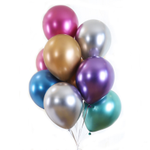 Chrome Mauve Metallic 12 Inch Qualatex <span class=keywords><strong>Latex</strong></span> <span class=keywords><strong>Ballonnen</strong></span>