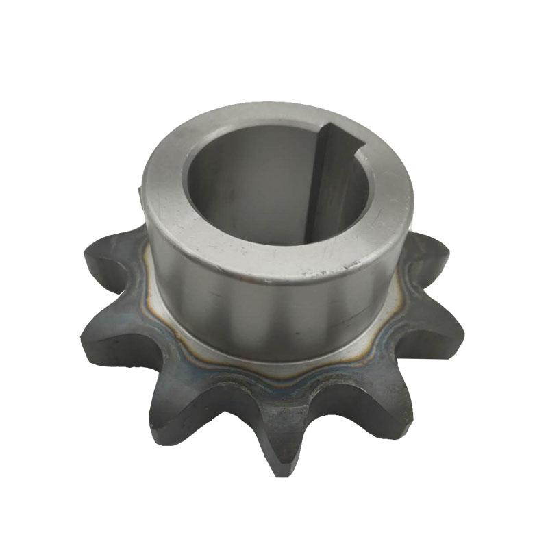 Standard industrial transmission 08b roller chain sprocket manufacturer