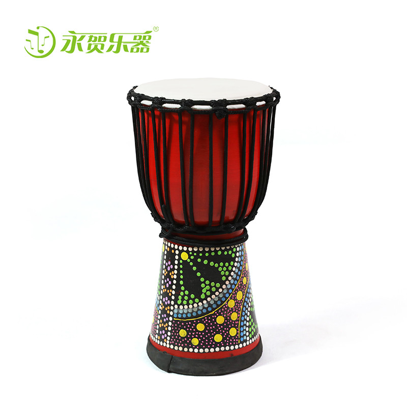 Sell best percussion musical instrument drum baby music toys modern design kid plywood africa drums