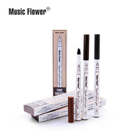 Wholesale Long Lasting Waterproof Four-pronged Eyebrow Pencil Micro-engraving Eyebrow Pencil
