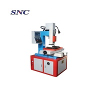 high speed hole drilling machine with servo motor