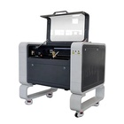 VOIERN 6040 co2 laser engraving cutting machine wood acrylic plywood leather 600*400mm Ruida