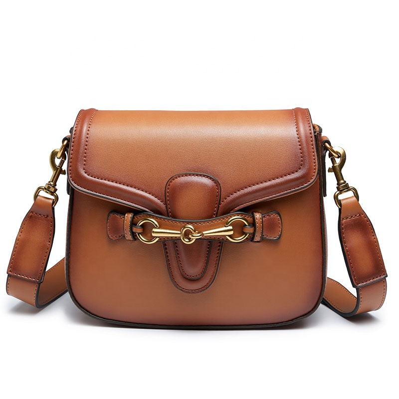 Women Vintage Style <strong>Genuine</strong> Brown <strong>Leather</strong> Crossbody <strong>Bags</strong> Small <strong>Hobo</strong> Shoulder <strong>Bag</strong> Tooled Handmade Handbags for Girl