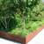 High Quality Corten Steel Garden Edging For Landscaping