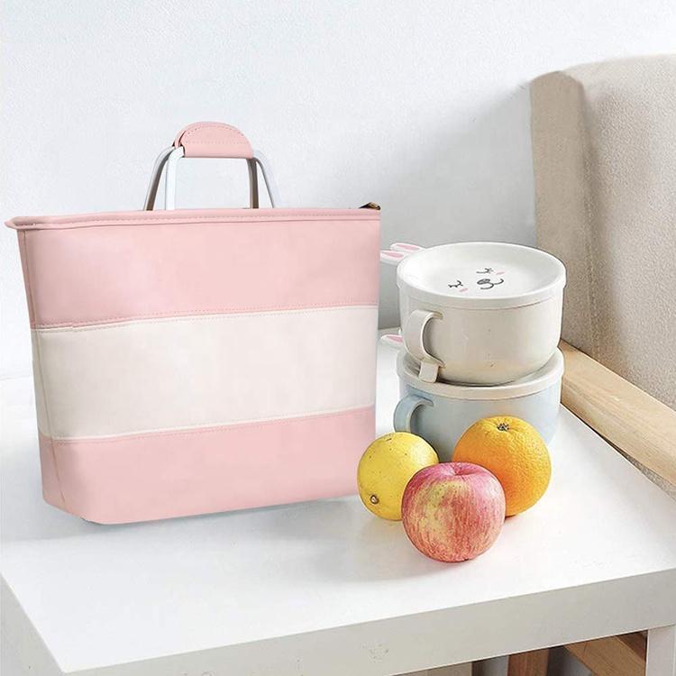 Cooler Shopping Bag Best Collapsible Cooler For Travel Outdoor Cooler Bag