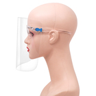 Product Anti-Fog Visor Full Face Safety Cover With Best Selling Product Comfort Foam Glasses Frame Face Shield