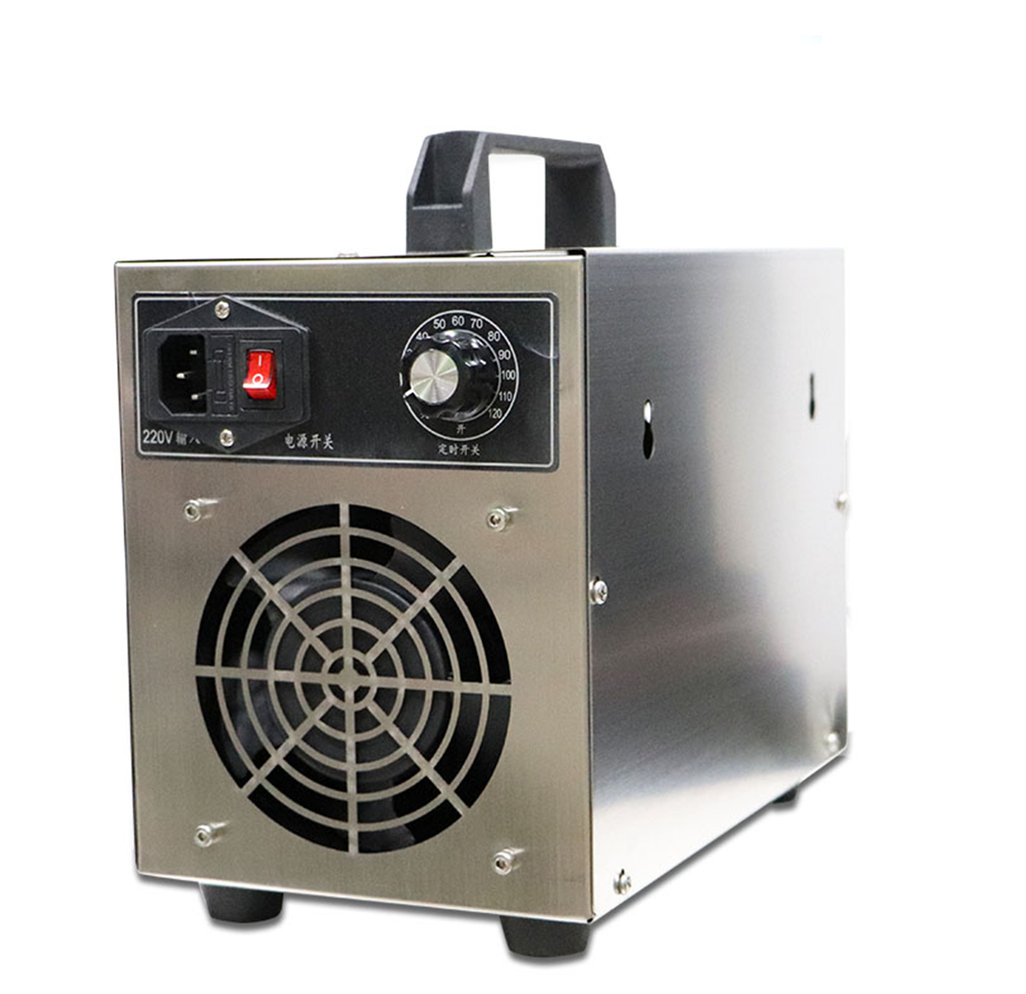 304 stainless steel housing ozonizer 4g/h output ozone generator for <strong>water</strong> <strong>treatment</strong>