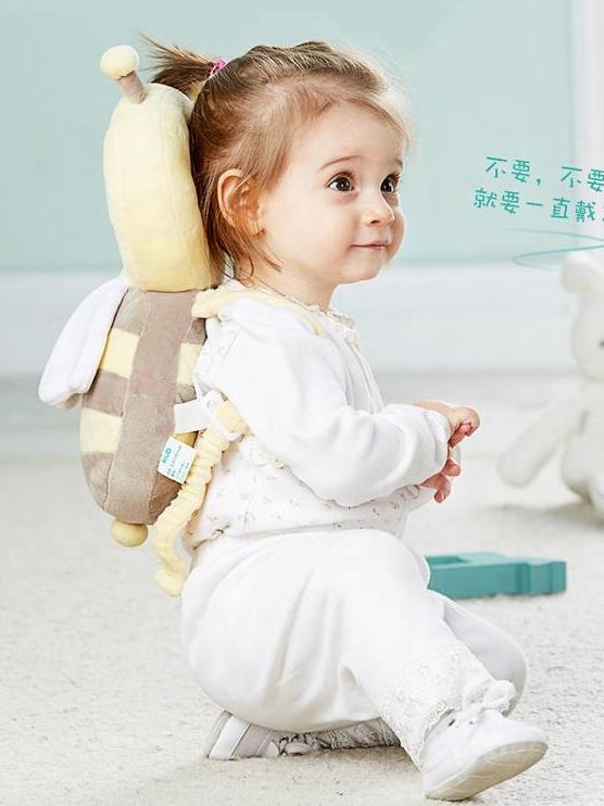 Schattige Veilig Anti Vallen Rugzak Baby Hoofd Ondersteuning Kussen