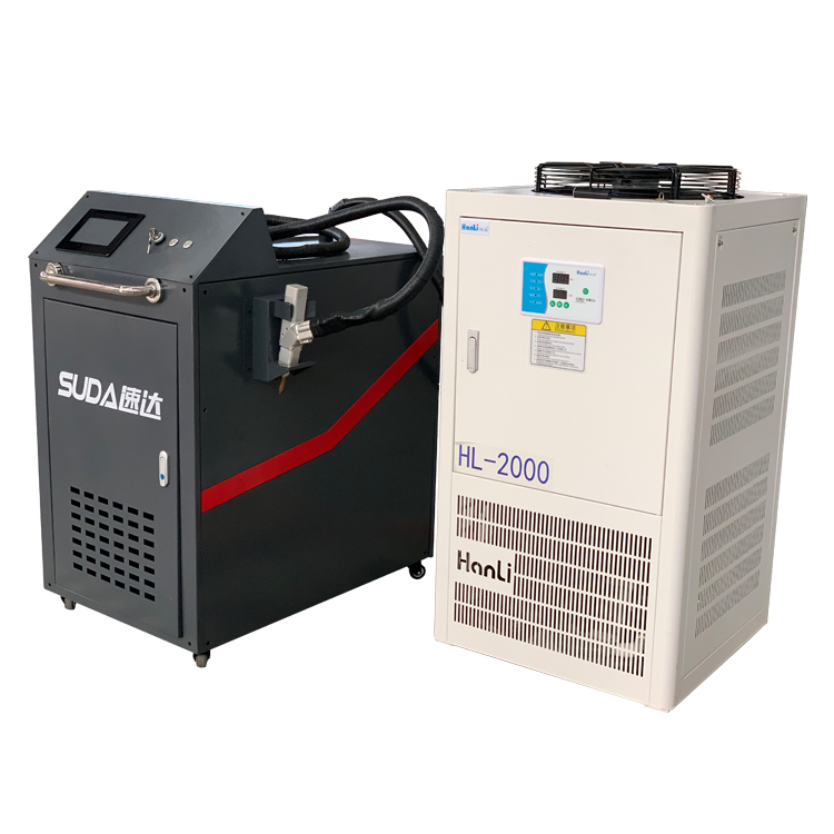 1000w Raycus hand held stainless laser <strong>welding</strong> continuous machine price