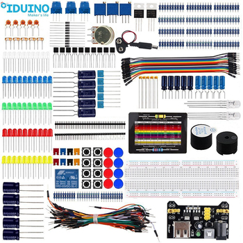 Wholesale electronic learning project components starter kit