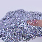 Color Changing Loose Glitter Star nail Glitter Bulk For Diy Crafts body glitter