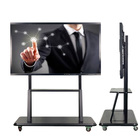 65 inch all-in-one PC IR touch screen interactive flat panel