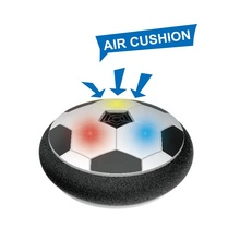 Jongen Indoor Speelgoed Knipperlicht Kussen Training Voetbal Drijvende <span class=keywords><strong>Hover</strong></span> Air Power Voetbal