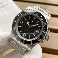 submarine automatic watch. Luxury man. 316L stainless steel.ceramics.2813 mechanical movement 40 mm waterproof 116610LN