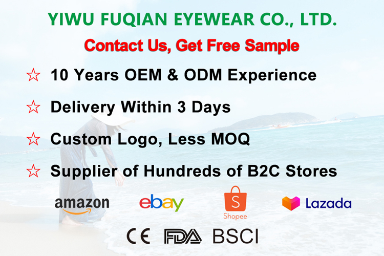 Fuqian Top glares sunglasses for business for sport