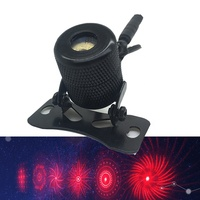 Anti Collision Laser Fog Light For Motorcycle Truck Car Light Rear Led Tail Warning Light With Six Figures Transform 360 Degree