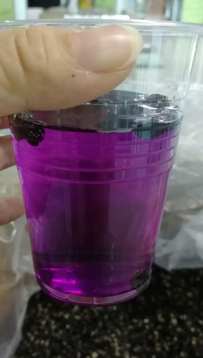 2019 natürliche Organische Getrocknete Schwarz Goji Berry Aus China