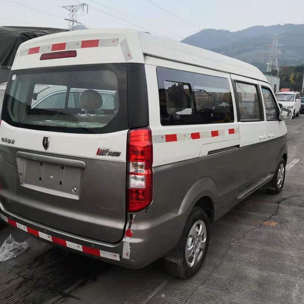 New Jinbei Haice mini Van 7-11seats Gasoline Engine 5000 usd