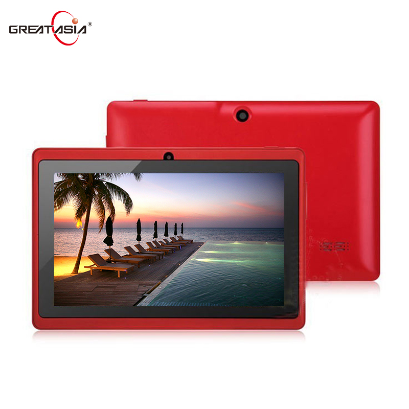 All'ingrosso all'ingrosso compressa androide 7 pollici Allwinner a33 quad core tablet android q88