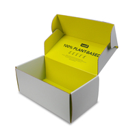Custom Cardboard Packaging Corrugated Moving Shipping Boxes Cartons