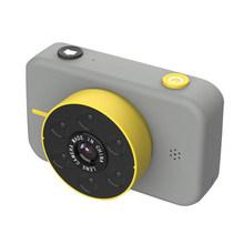 4K Высокое разрешение мини Детская Камера Передняя и задняя двойная камера 50 миллионов пикселей Детская цифровая камера детские игрушки(China)