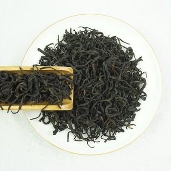 Chinese dragon black tea natural plant extract loose leaf black tea