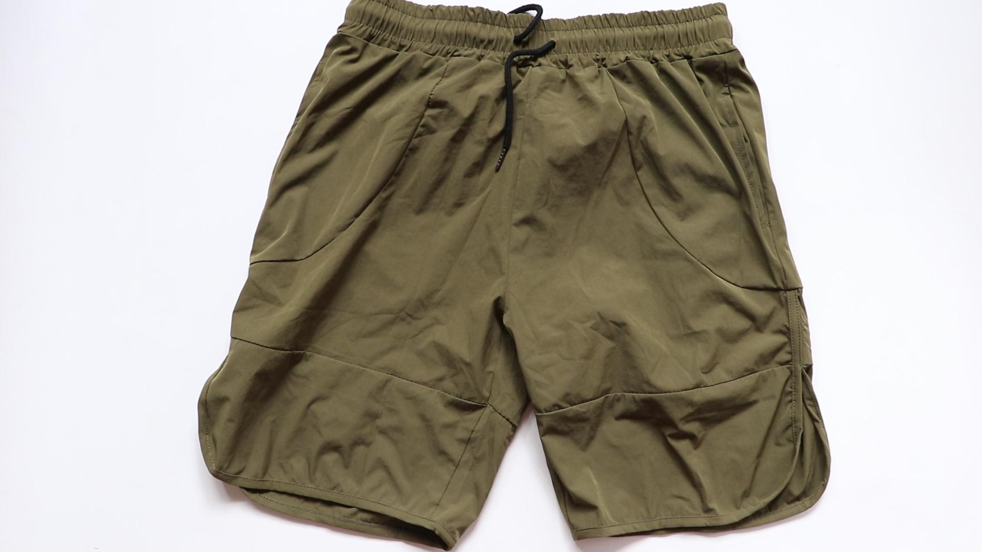 Summer Running Mens Gym Shorts Relax Fitness Clothing Sports Mens Shorts