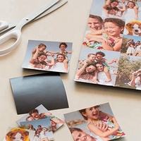 Customized DIY magnetic printing photo paper for decoration