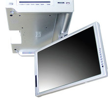 <span class=keywords><strong>ATSC</strong></span> + NTSC Smart Flip Down Dapur TV dengan 15.4 LED Panel 6.0