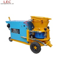 Popular in Malaysia high quality dry shotcrete machine for sale made in China