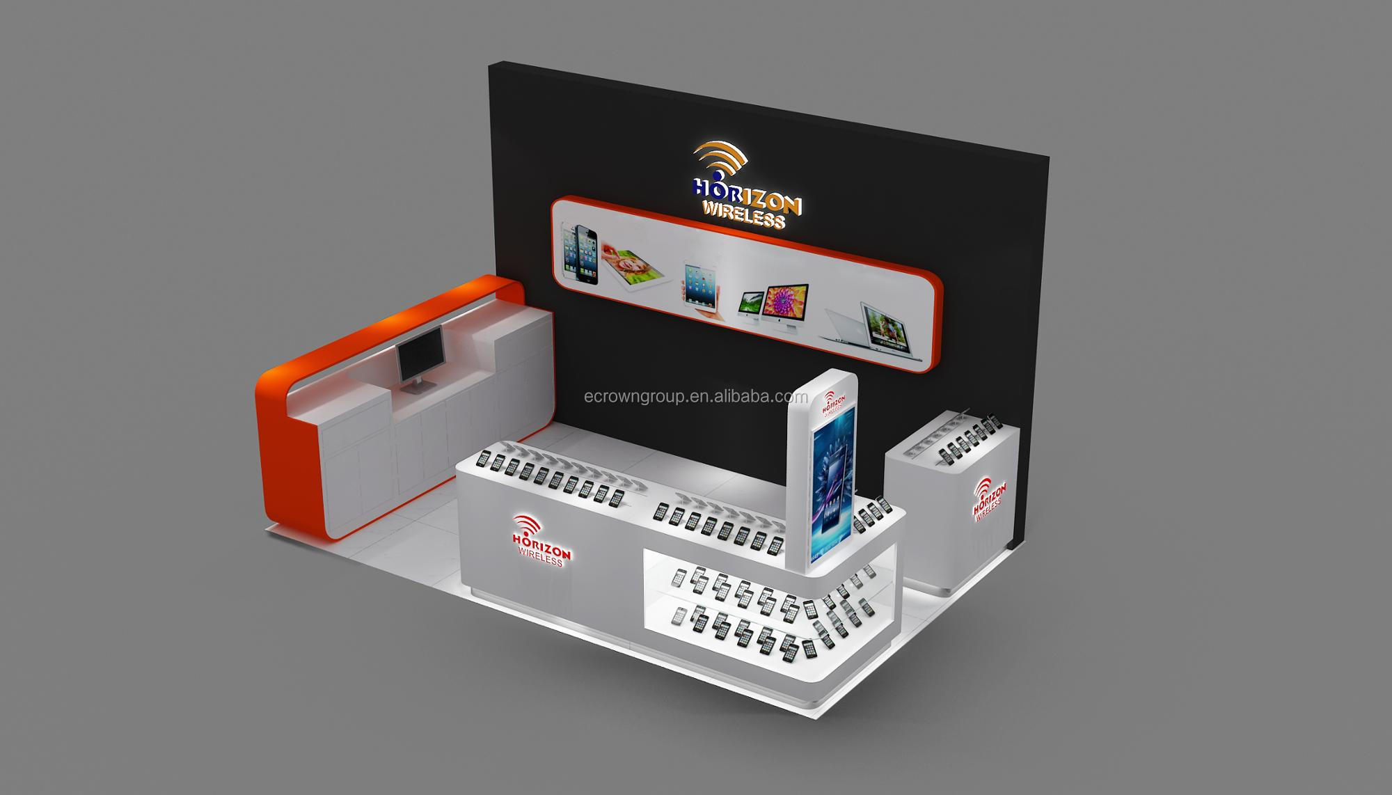 Cell Phone Shop Design Mobile Cell Phone Accessories Store electronic phone store