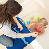 eco-friendly lovely baby bath kneeler pad mat for bathroom