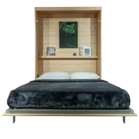 smart bedroom sets use space saving furniture folding murphy bed wall mounted bed mechanism