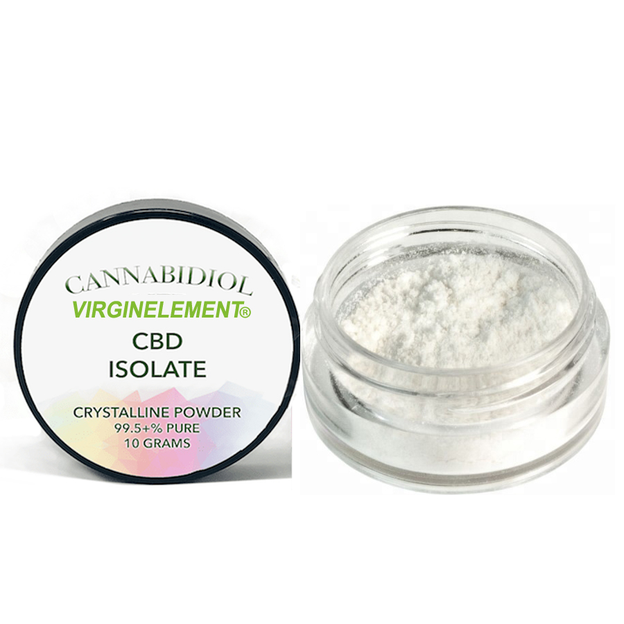 factory wholesale 99.9% cbd isolate crystal <strong>powder</strong>