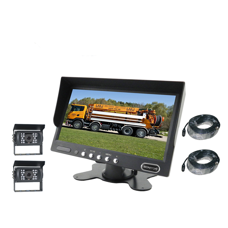 Bus/Truck IR Camera 24V Bus Rear View Camera Bus Security System