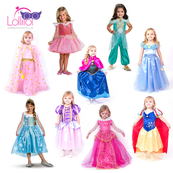 Fancy Dress Carnival Costumes Princess Dress up Princess Dresses for Kids Girls,Girls Kids Princess Costumes