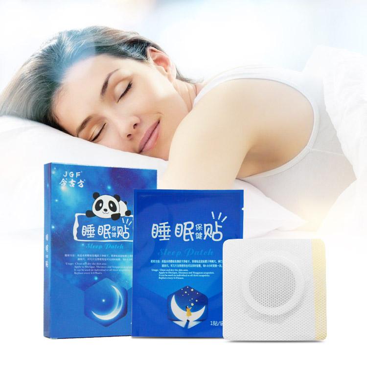 신제품 의료 자연 슬리핑 패치 수면 개선